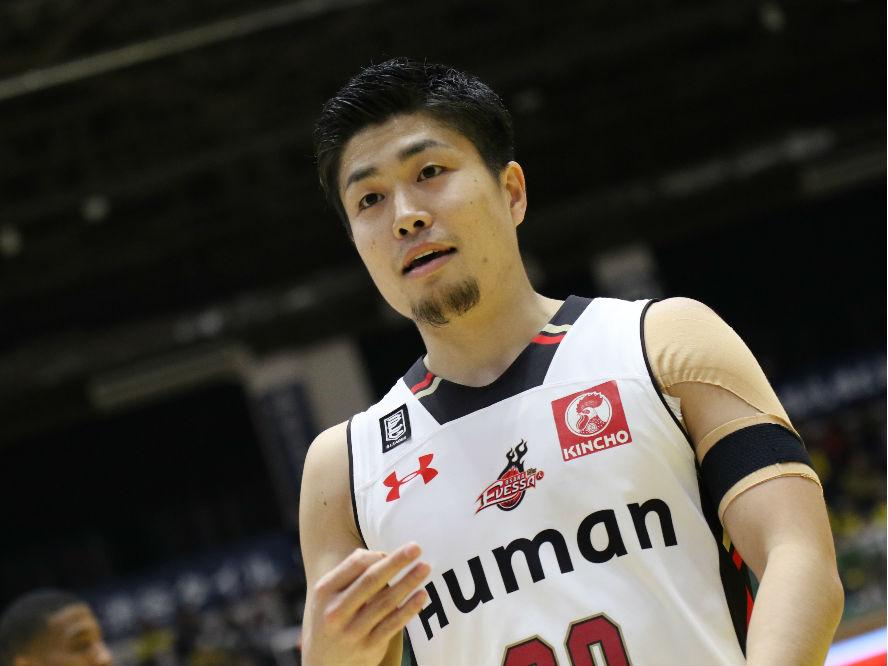 大阪エヴェッサ、新キャプテンに合田怜が就任「どんなときも先頭に立ってチームを引っ張っていけるように」