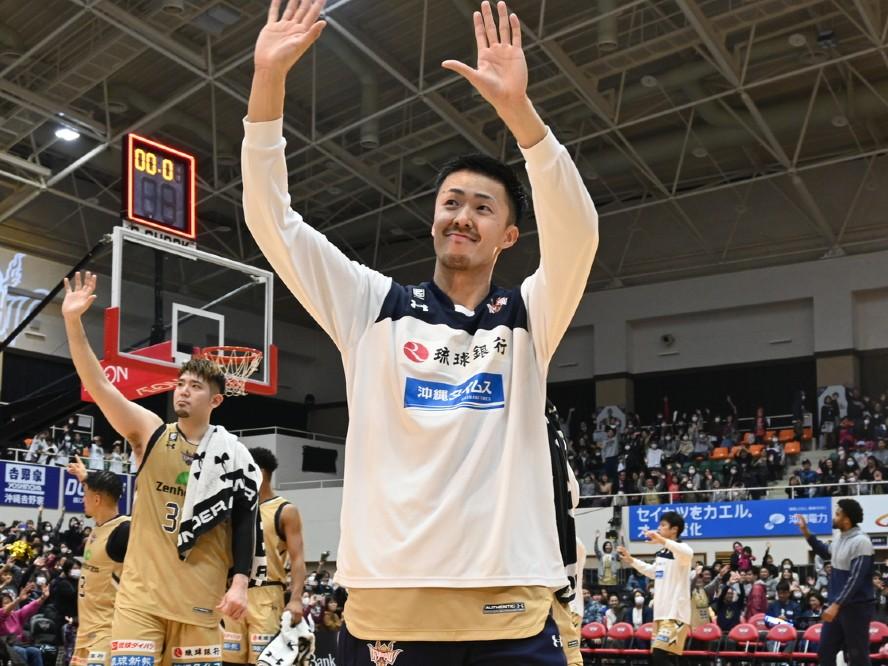 仙台89ERSが琉球ゴールデンキングスの寒竹隼人をレンタル移籍で獲得「ナイナーズの魂を共に燃やしたい」