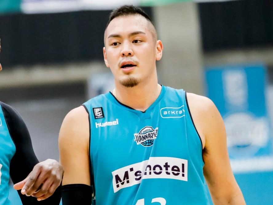永吉佑也が京都ハンナリーズのキャプテンに就任「常に全力を尽くしてチームを引っ張っていきたい」
