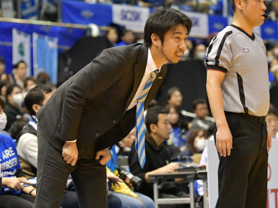 京都ハンナリーズの新ヘッドコーチに小川伸也が就任「チームのなりえる最高の姿を追い求めていきます」