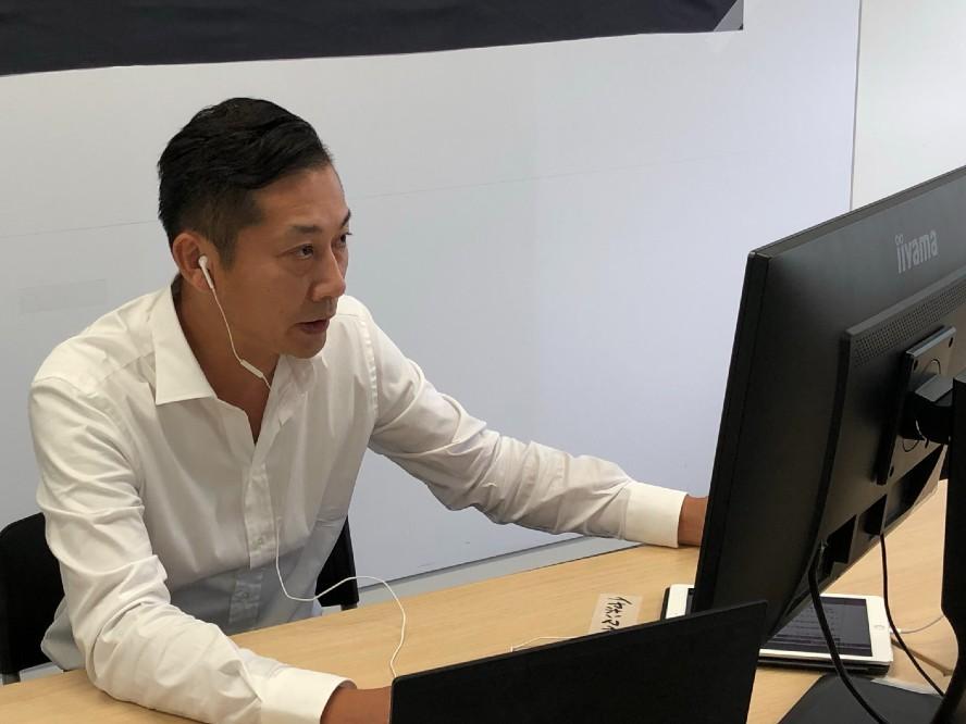 新人選手研修で島田慎二チェアマンが説くプロフェッショナル論「ビジネスとして、どうやって自分を発信していくか」