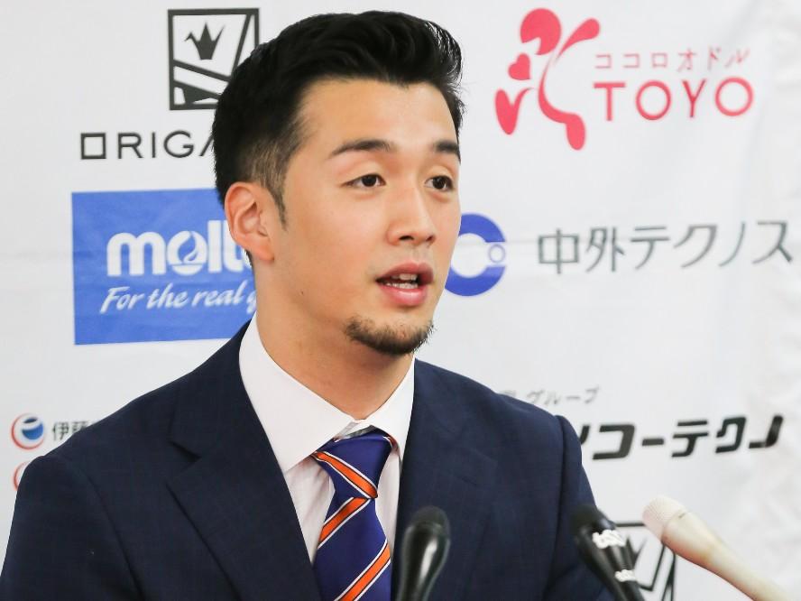 広島ドラゴンフライズで優勝を目指す田渡凌「昇格組ということは、僕には全く関係ない」