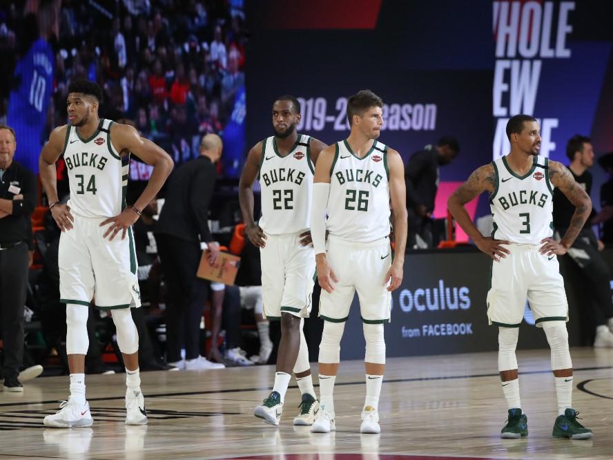 プレーオフの試合をボイコットしたバックスが声明を発表「バスケットボールの試合に集中することはできない」
