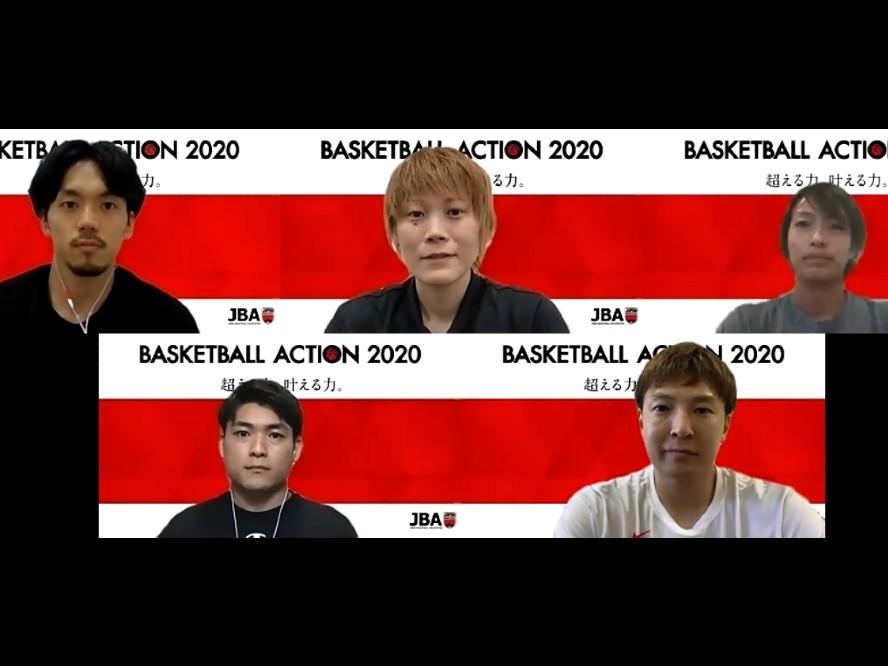 日本バスケット界が約5カ月ぶりにいよいよ始動、篠山竜青は「カテゴリーの垣根を越えて、まさに日本一丸で」
