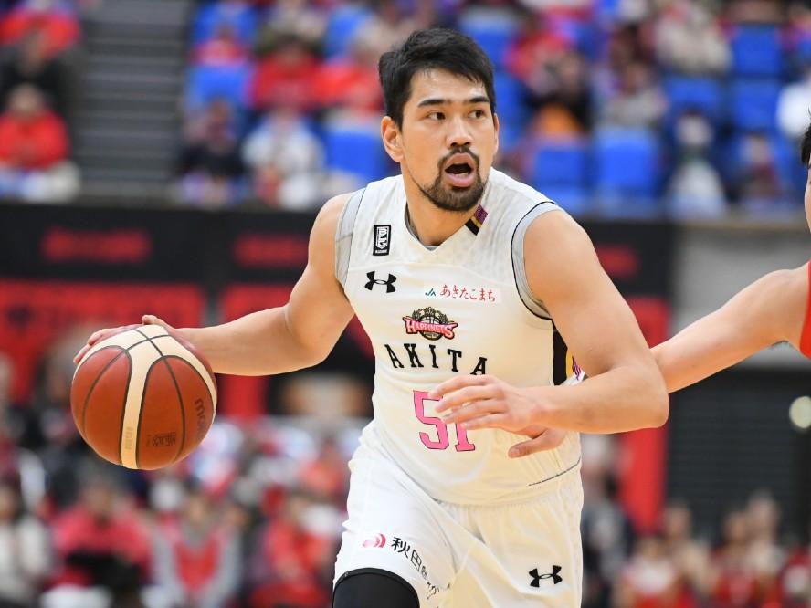 秋田ノーザンハピネッツをより強く、より良いチームへと導く古川孝敏「このチームならできるし、勝てる」