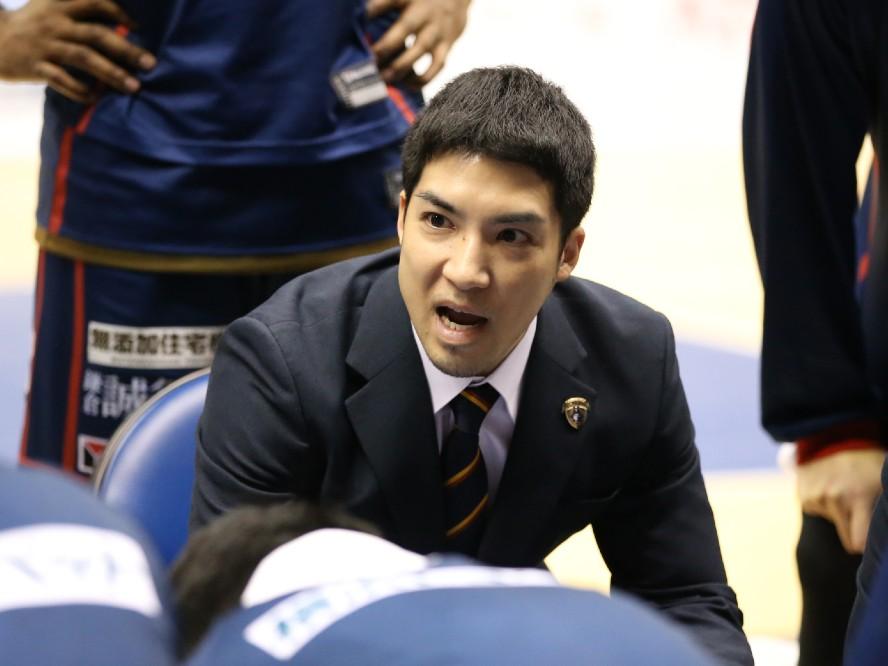 新潟アルビレックスBBの新たな指揮官に就任した福田将吾、『ONE TEAM』で目指す日本一への道