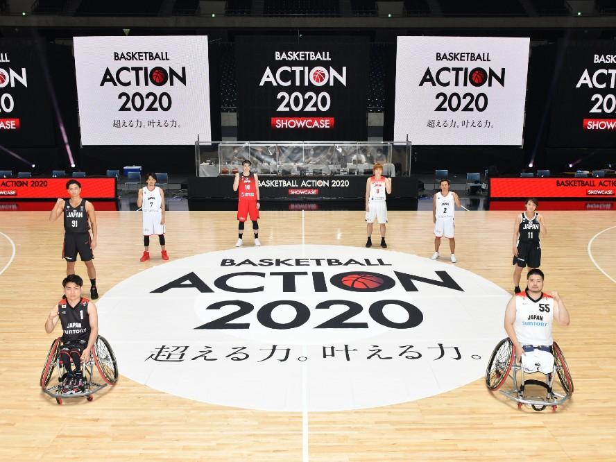 3人制バスケ『3x3』女子日本代表候補の篠崎澪、オリンピックに向けて「準備期間が増えたと思って頑張りたい」