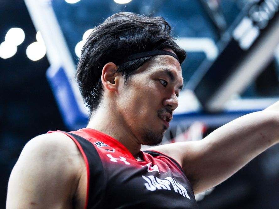 篠山竜青、『BASKETBALL ACTION 2020 SHOWCASE』では「元気なプレーをお見せできる」
