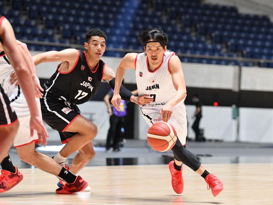 『オールバスケット』で再始動、篠山竜青は手応え「日本のバスケット界がもっと一つになれるように」