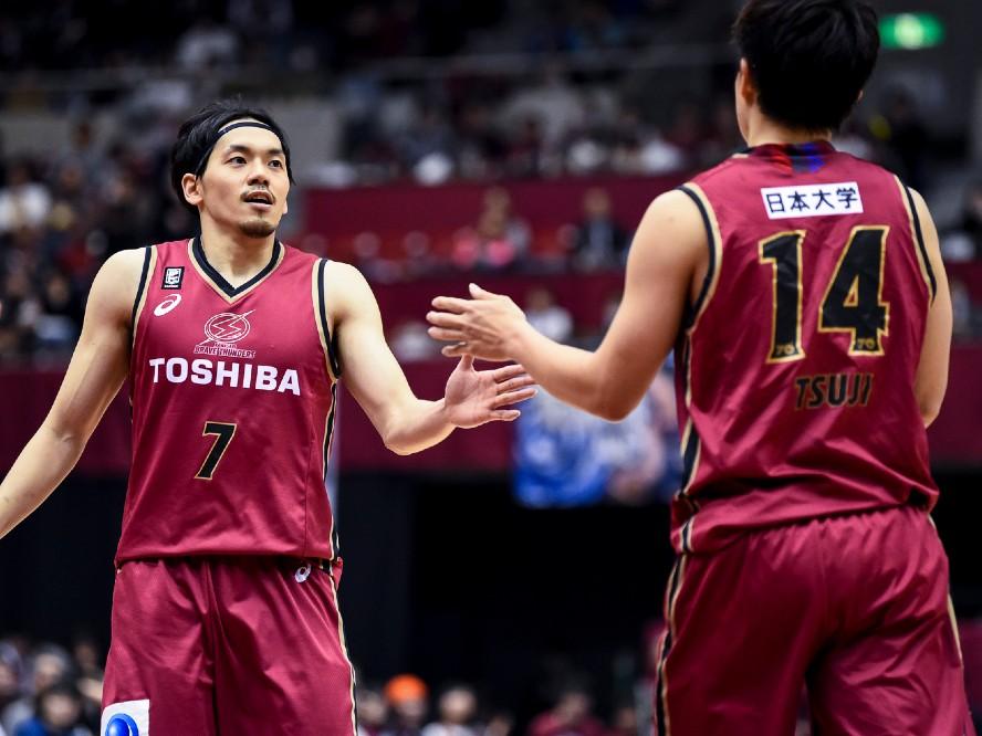 川崎ブレイブサンダースの篠山竜青と辻直人が日本代表候補に選出「東京オリンピックへの想いは強く大きく」