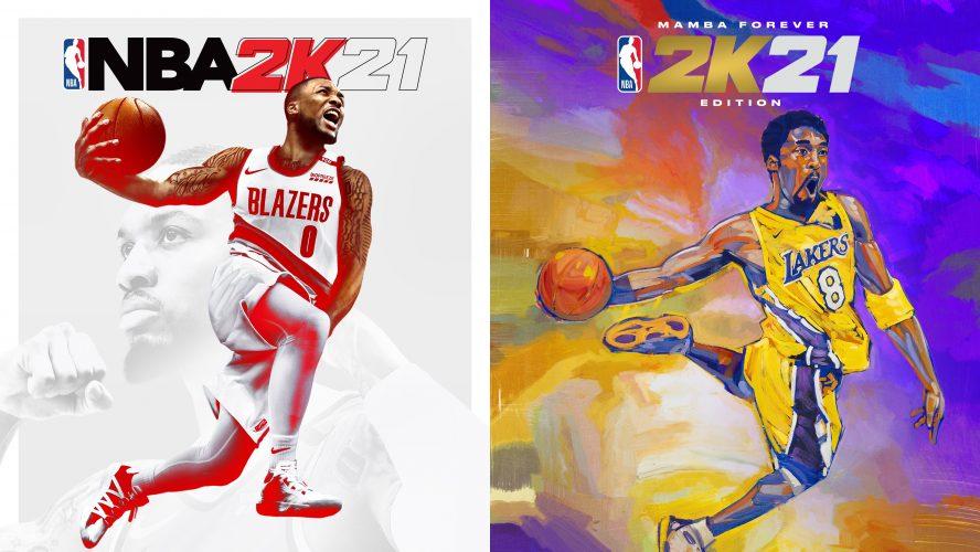 NBA公認ゲーム『NBA 2K21』が日本で発売、デイミアン・リラードが限定曲を書き下ろす