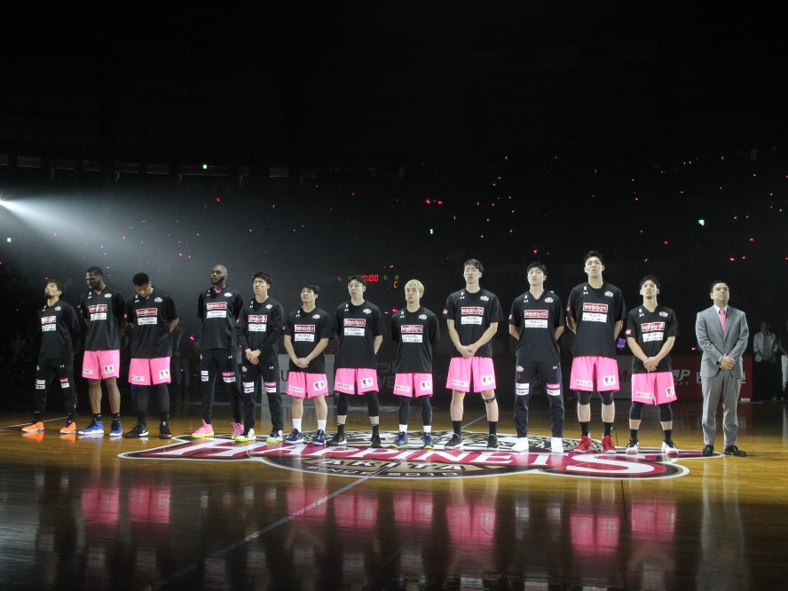 秋田ノーザンハピネッツ、9月21日に仙台89ERSとのプレシーズンマッチを開催へ