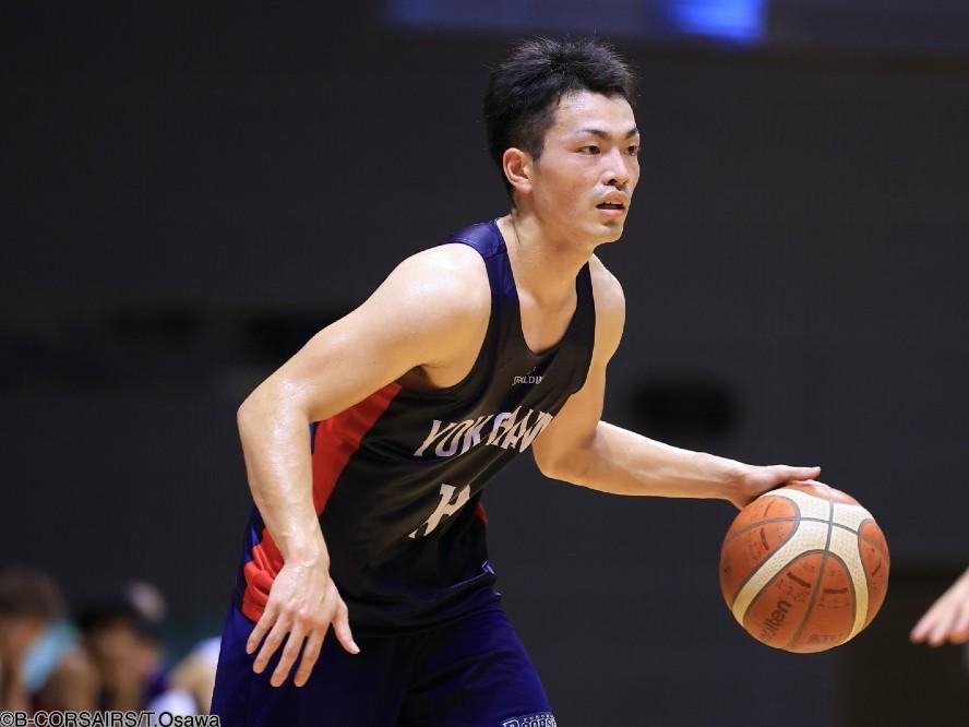 新生横浜ビー・コルセアーズ、トランジションバスケで茨城ロボッツを追い詰めるも57-64で敗れる