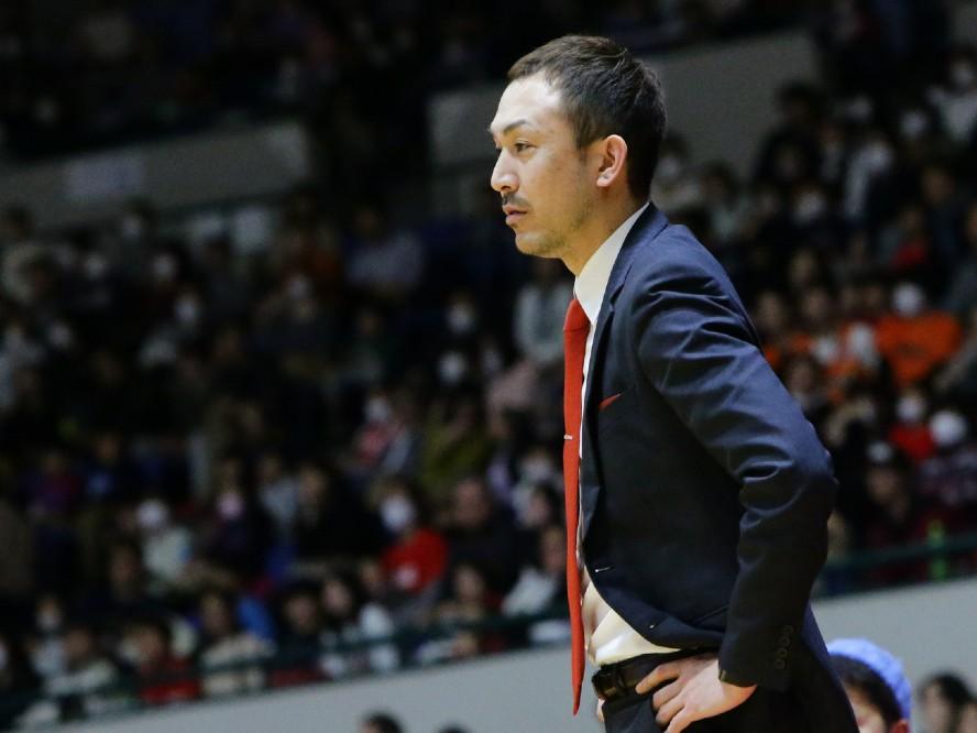 名古屋Dを率いる梶山信吾、4シーズン目の挑戦「期待に応えなきゃいけない、という危機感しかありませんよ(笑)」