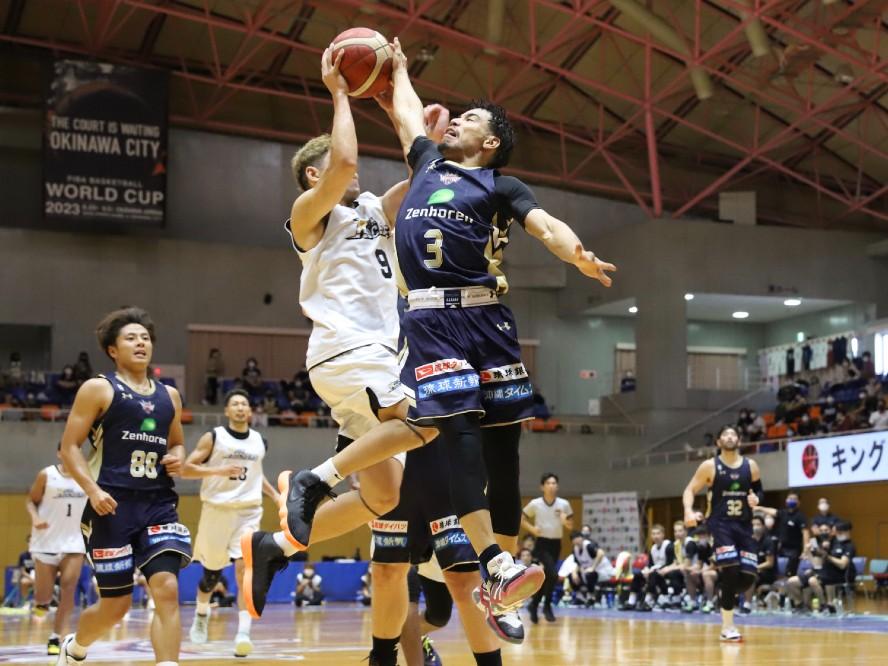 琉球ゴールデンキングスvsSR渋谷の練習試合は1勝1敗に、並里成は「浮き沈みのないチームを作って行きたい」
