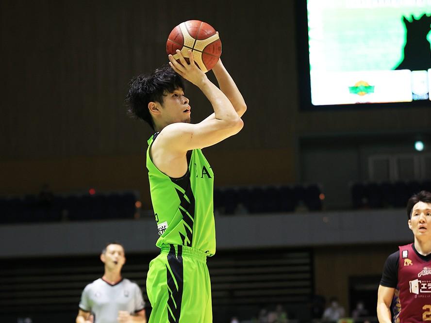レバンガ北海道3年目を迎える中野司、開幕に向けて「全員が競争相手だと思って意識してやっている」