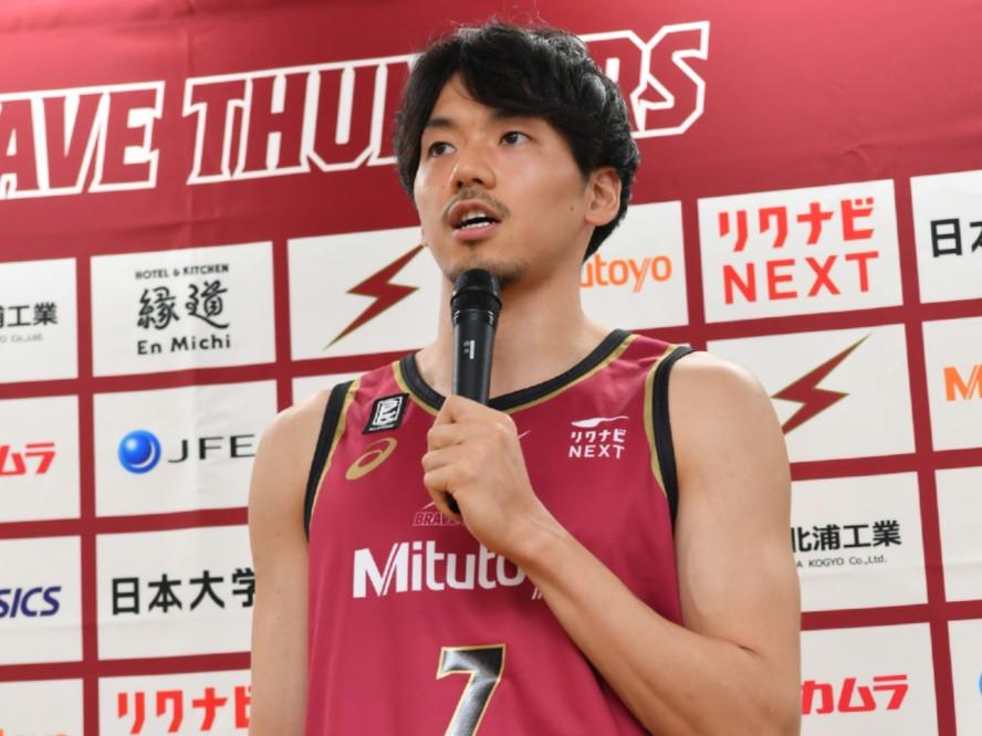 川崎ブレイブサンダース、在籍10年目を迎える篠山竜青(前編)「チームは毎年リセットされ、新たな船出のイメージ」