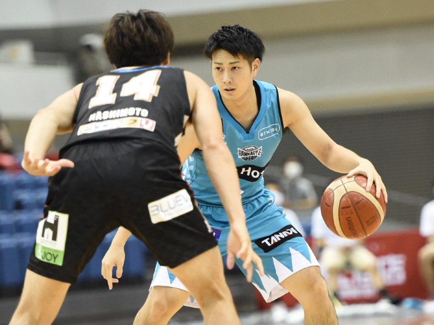 京都ハンナリーズの司令塔、寺嶋良が広島ドラゴンフライズへ移籍「チームの勝利に貢献できるようにがんばります」