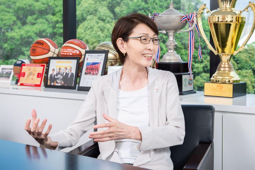 三屋裕子会長、東京オリンピックに挑む日本代表に大きな期待を寄せる「グローバル化やダイバーシティの象徴」