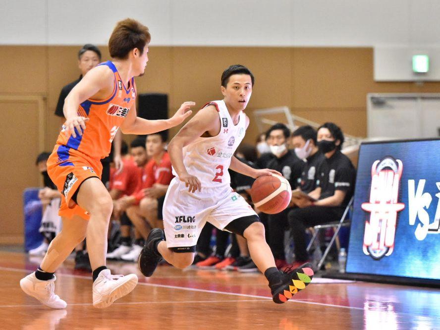 地元の新潟県新発田市に凱旋した富樫勇樹、プレシーズンゲームで活躍「ここに戻って試合ができたのはうれしい」