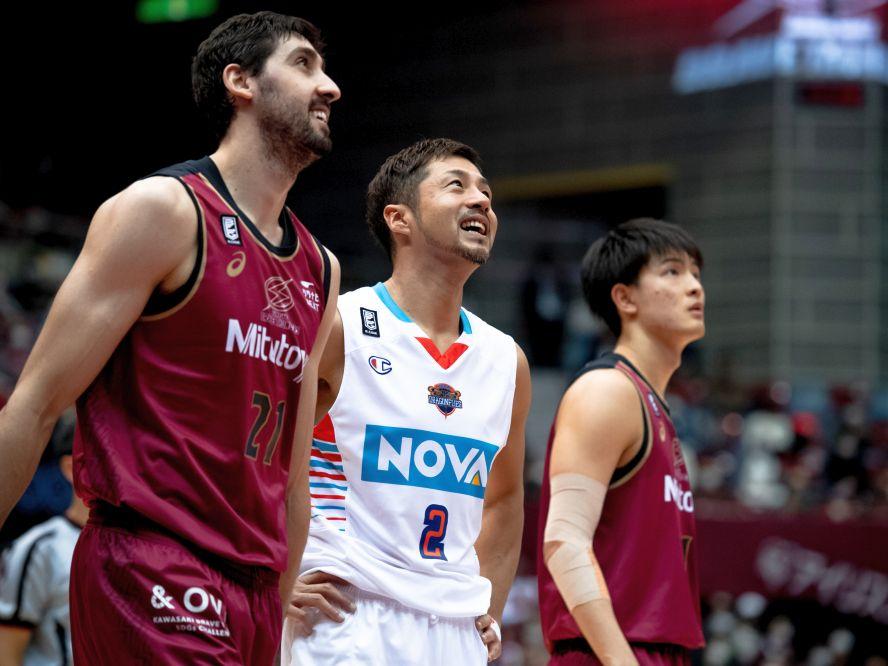 川崎相手に粘りを見せた広島ドラゴンフライズ、勝利を追い求める朝山正悟「手応えは勝ってこそです」