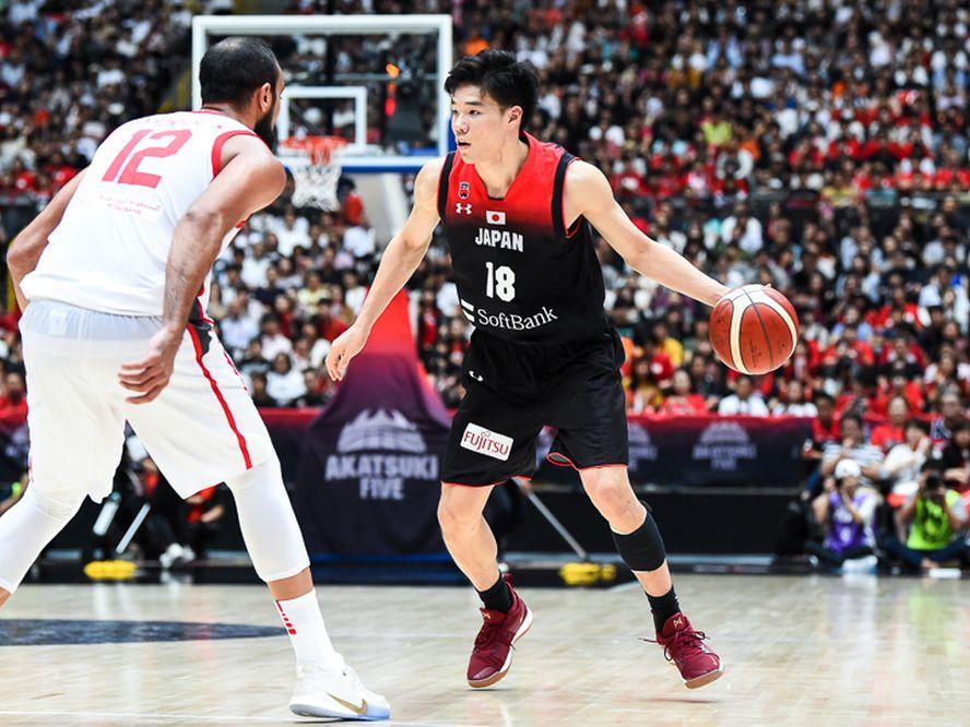 バスケ男子日本代表、新型コロナの影響で開催が危ぶまれたアジアカップ予選を11月下旬に戦うことに