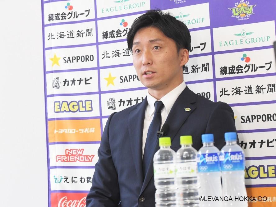 レバンガ北海道を率いる宮永雄太、革新的なスタイルの構築に全力「他のチームとは全く違うバスケをするつもり」