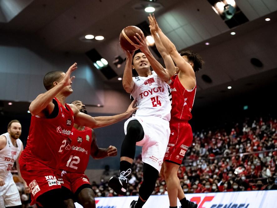 帰化選手を擁するチームに惜敗が続くA東京、田中大貴は「もっとステップアップしなければいけない」