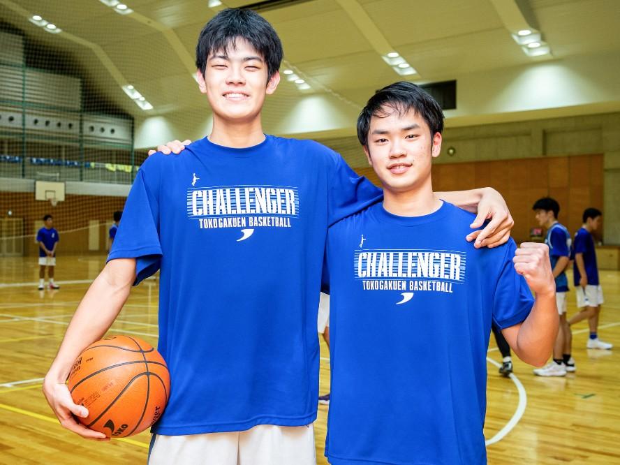 ウインターカップ初優勝を目指す桐光学園の進翔太&小田光太「堅守速攻とチャレンジャー精神で挑みます」