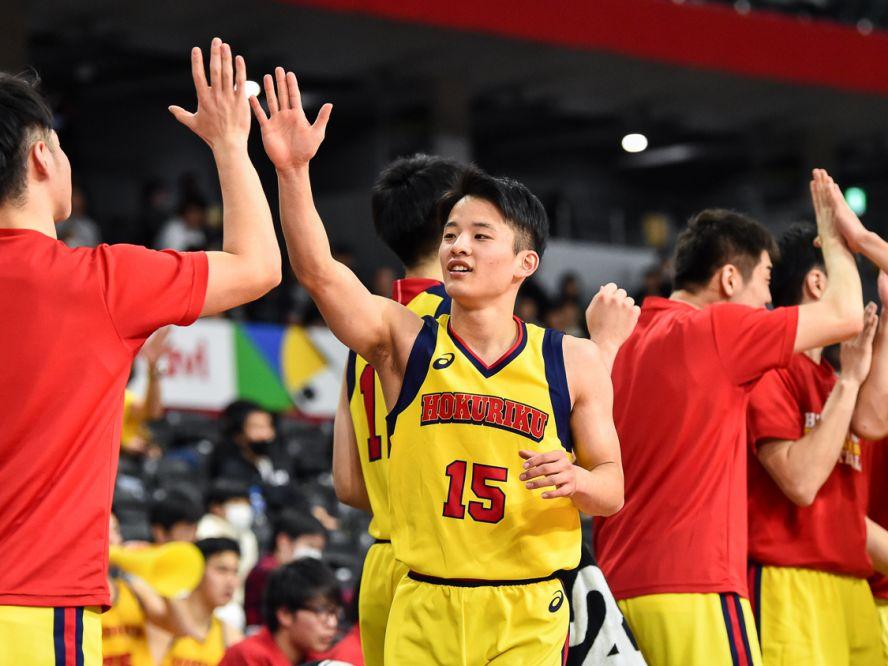北陸のトランジションバスケットを引っ張る土家拓大「このチームで日本一になりたいと思いました」