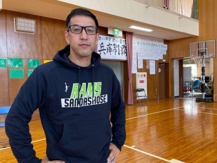 創設4年でウインターカップ初出場、三田松聖を率いる初谷洋志コーチ(前編)「チームを作る3つの言葉」