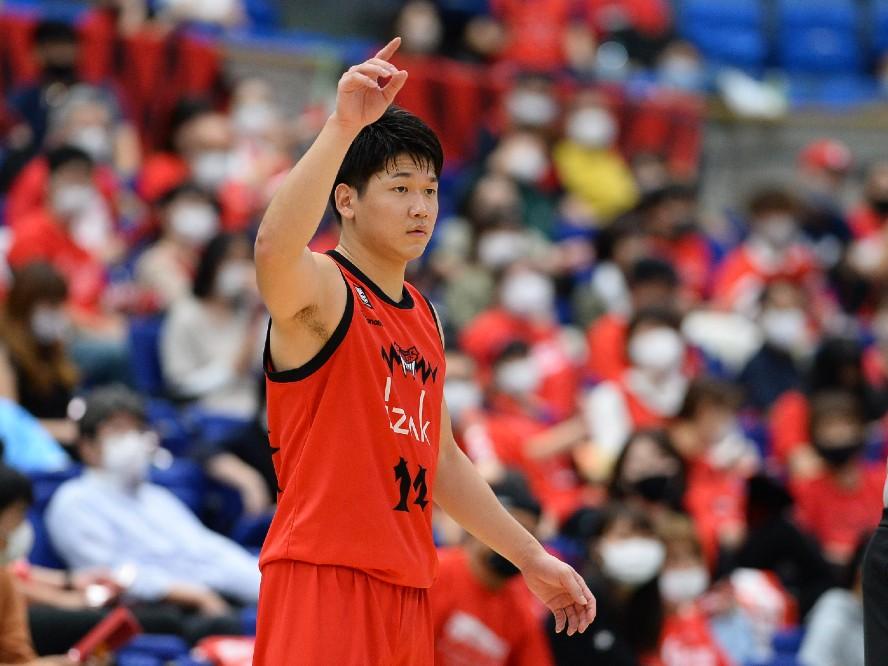 富山グラウジーズを守備で引っ張る松脇圭志「得点力が高い選手が揃っているので僕はディフェンスから」