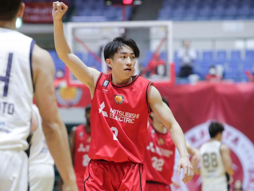 名古屋ダイヤモンドドルフィンズの齋藤拓実、勝利への渇望「100%では強いチームには勝てない」