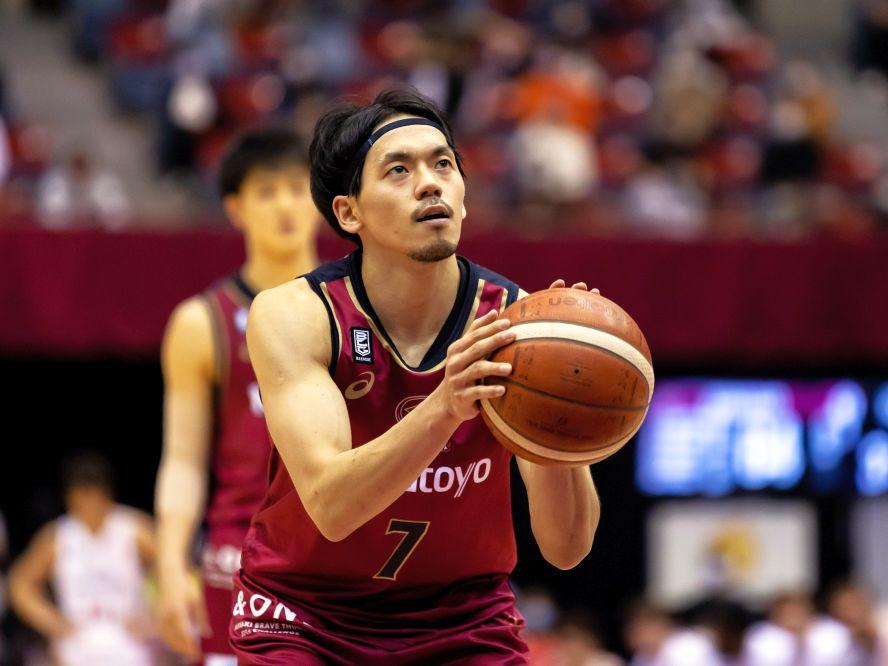 個人的な出来は「40点、45点くらい」と語る篠山竜青、成長にフォーカスしつつ感じる『引退』の2文字