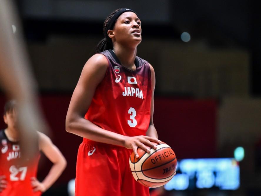 3人制バスケ日本代表の馬瓜ステファニー、東京オリンピック出場に向け「海外チームに怯まず日本のバスケを」