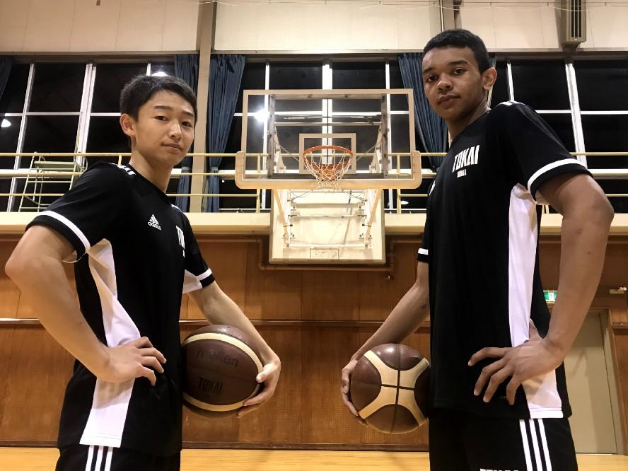 東海大学付属諏訪、「ナショナルチームに入ってほしいレベル」とコーチが期待する『1年生コンビ』高山鈴琉&中川知定真