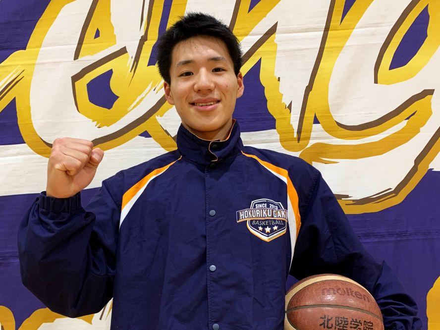 大倉颯太がまとった『北陸学院の2番』を受け継ぐ塚本智裕「今年は自分の指示でチームを日本一に導きたい」