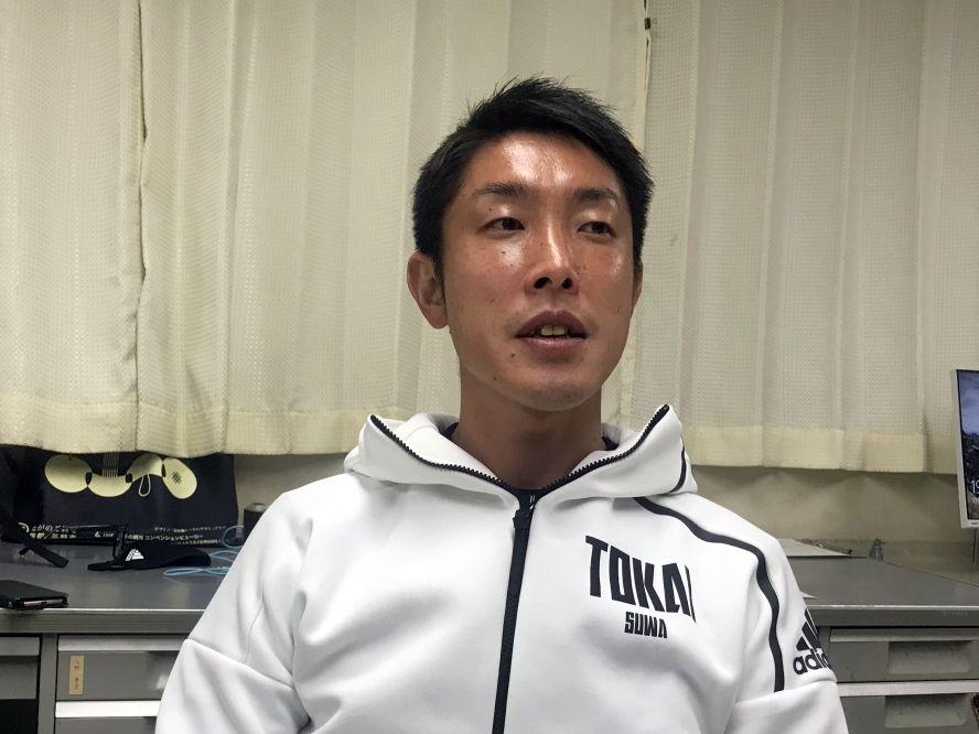 東海大学付属諏訪を率いる熱血コーチの入野貴幸(後編)「泥臭いプレーの『東海らしさ』を出したい」