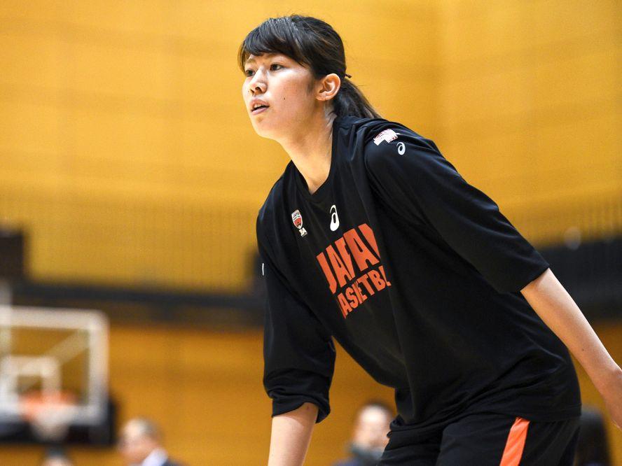 東京オリンピック出場を目指す中田珠未、5人制でも3人制でも努力奮励「もう一回チャンスが来ました」