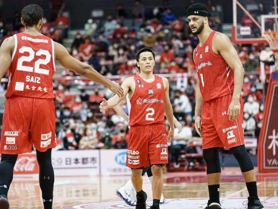 千葉ジェッツの富樫勇樹が語る手応え「チームで優勝という一つの目標に向かって進めている」