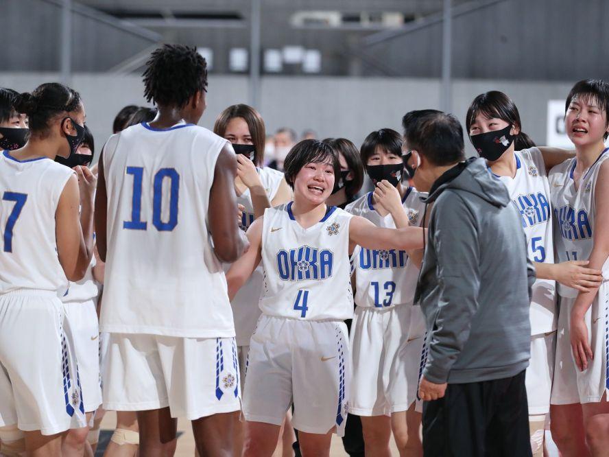 コロナ禍で桜花学園を引っ張ったキャプテン江村優有、東京体育館で舞う「感謝の気持ちをコートで表現できた」