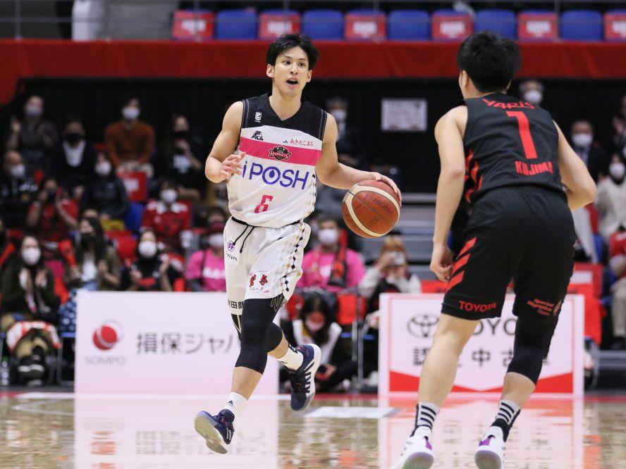 秋田ノーザンハピネッツを『司令塔として』牽引する細谷将司「日本一になるチームの勝ちに貢献したい」