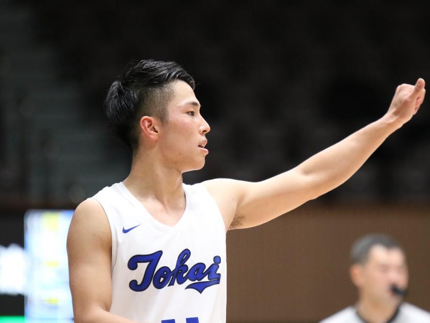 インカレ最優秀選手賞に選出された東海大の大倉颯太、優勝の喜びよりも「悔しかった」が先にくる成長意欲の塊