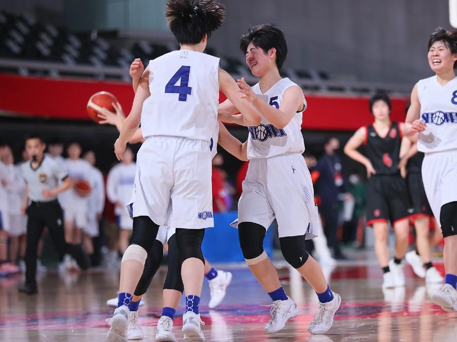岐阜女子を相手に最大16点のビハインド、「絶対に負けないという気持ちで」巻き返した昭和学院が逆転勝利