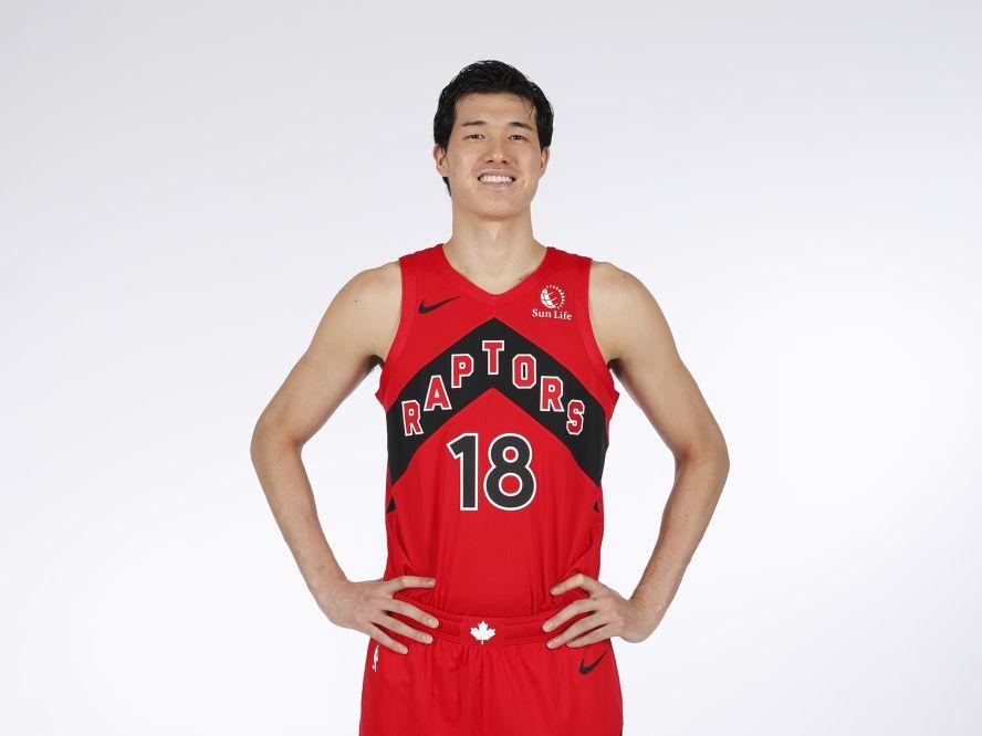 ラプターズのプレシーズン初戦で渡邊雄太がデビュー、『セカンドユニットのテスト』は高い期待の表れ