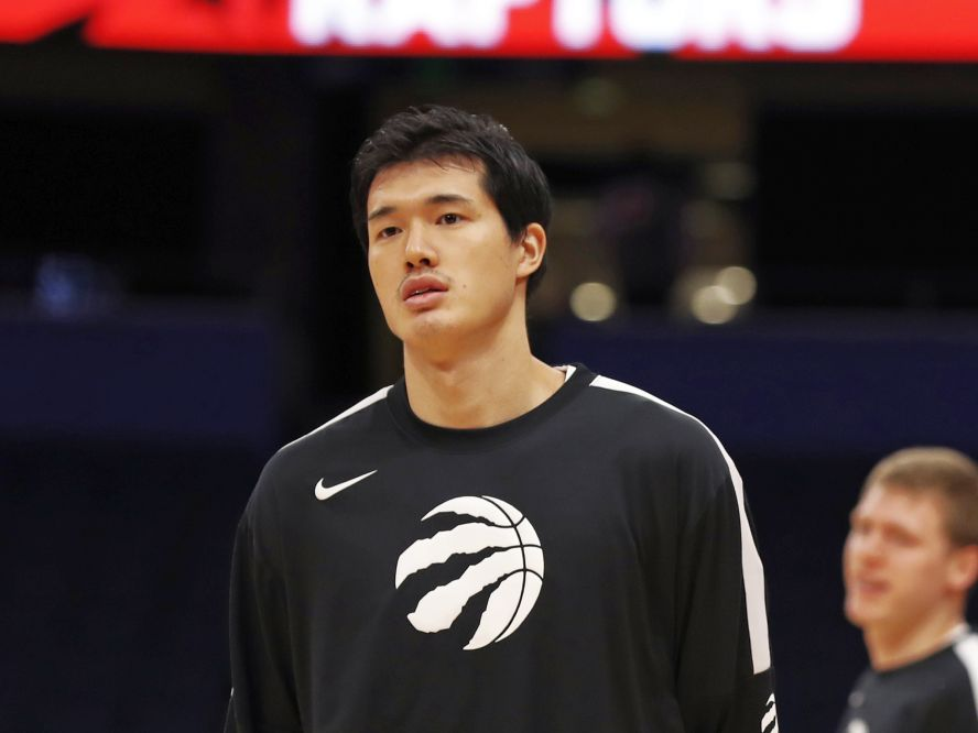 ラプターズのトレーニングキャンプで評価を勝ち取った渡邊雄太が2ウェイ契約を結ぶ、NBA3年目のシーズンへ