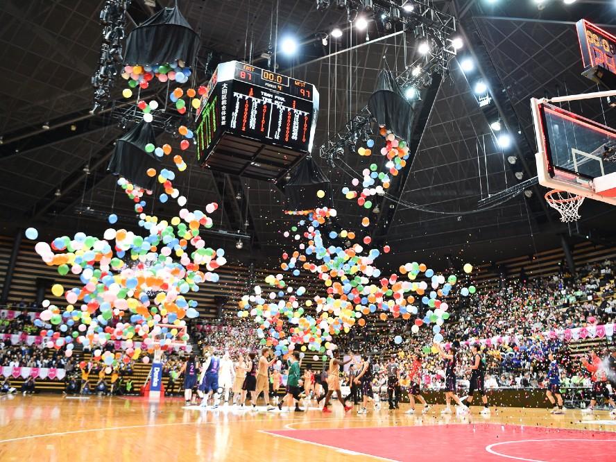 Wリーグオールスターの開催中止が決定、緊急事態宣言下の東京での開催のため来場者の安全を最優先に考慮