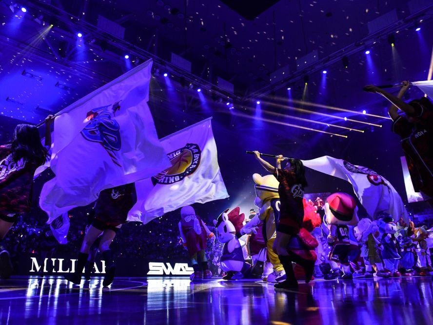 Bリーグが『バスケで日本を元気に』するため、中止となったオールスターゲームのオンラインコンテストを実施