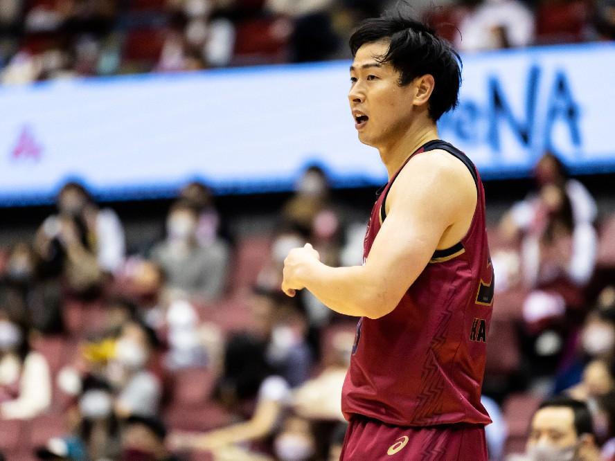 川崎ブレイブサンダースを支える長谷川技の気持ちの変化「ヘッドコーチから『ベストディフェンダー』と言われて自信に」