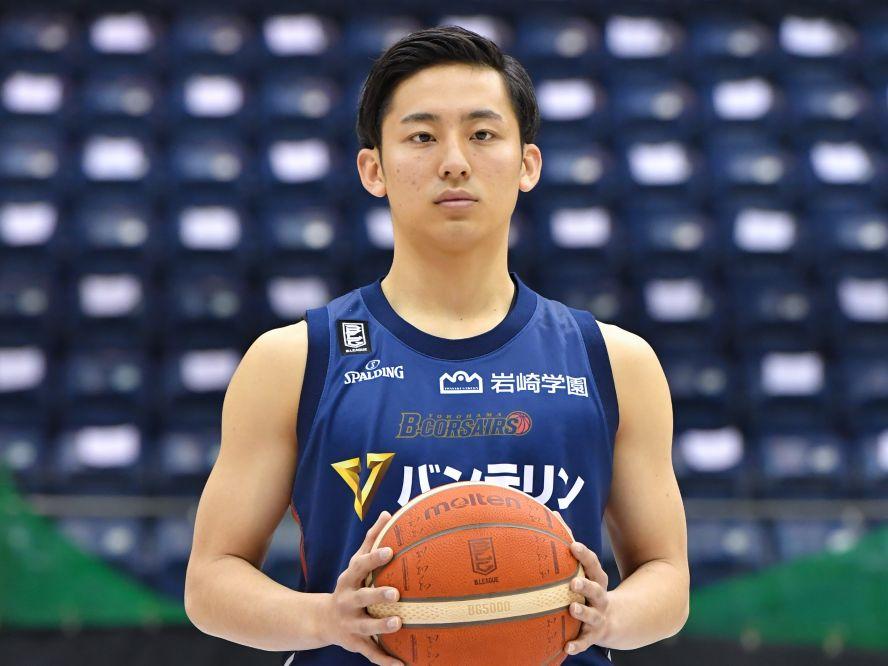 インカレ制覇から2度目のBリーグ挑戦へ、ビーコルに加わった河村勇輝(前編)「高校生に負けていられない」